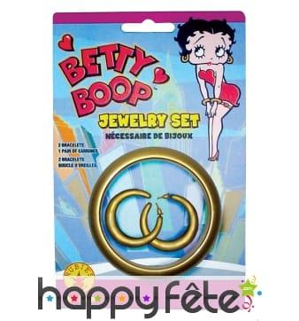 Bijoux de Betty Boop