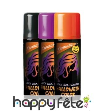 Bombe de couleur pour cheveux halloween de 125 ml