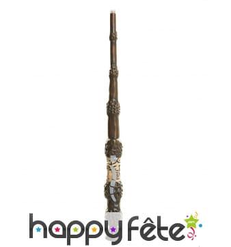 Baguette de Dumbledore sonore et lumineuse