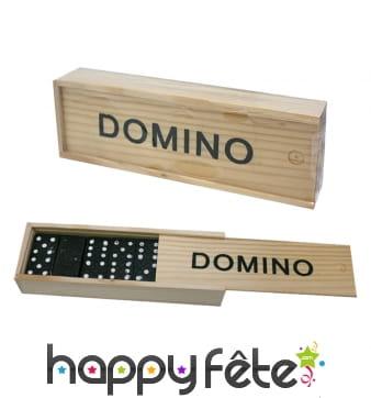 Boite de domino