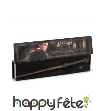 Baguette de Harry Potter lumineuse