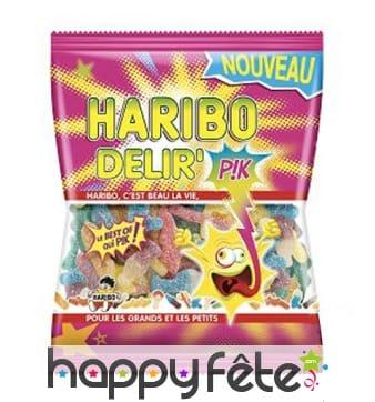 Bonbons Delir Haribo