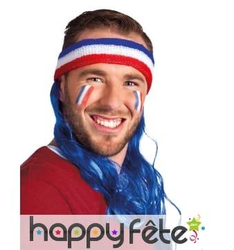 Bandeau de mulet avec cheveux France