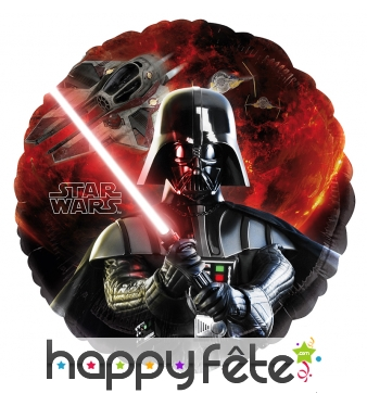 Ballon dark vador star wars
