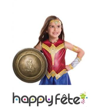 Bouclier de Wonder Woman pour enfant