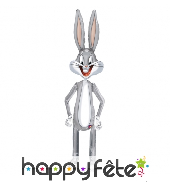 Ballon en forme de Bugs Bunny