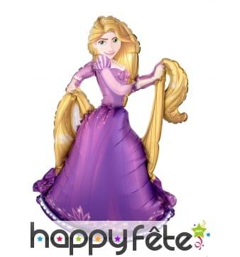 Ballon en forme de la Princesse Raiponce, 66 cm
