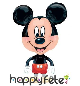 Ballon en forme de Mickey de 76cm