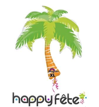 Ballon en forme de palmier