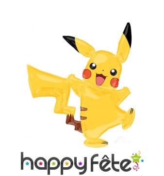Ballon en forme de Pikachu de 144 cm