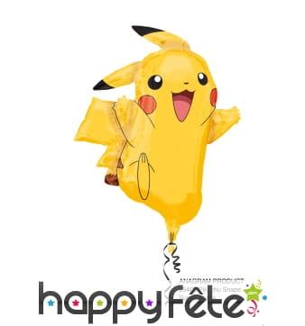 Ballon en forme de Pikachu