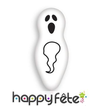 Ballons en forme de fantôme blanc