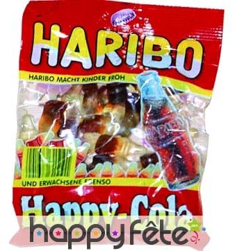 Bonbon haribo happy cola
