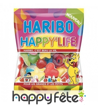 Bonbons happy life, Haribo