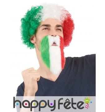 Barbe Italie adhésive