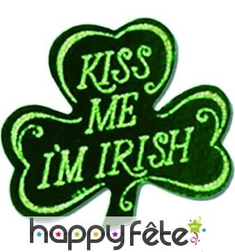 Boutonniere irish St Patrick