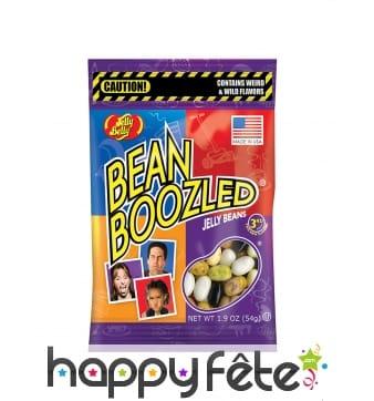 Bonbons Jelly Belly Bean Boozled 54g