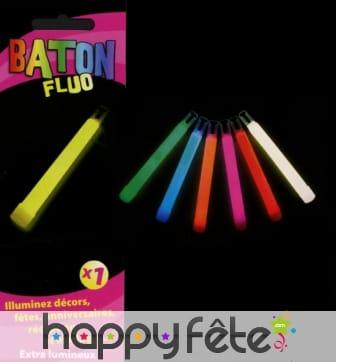 Baton lumineux glowstick