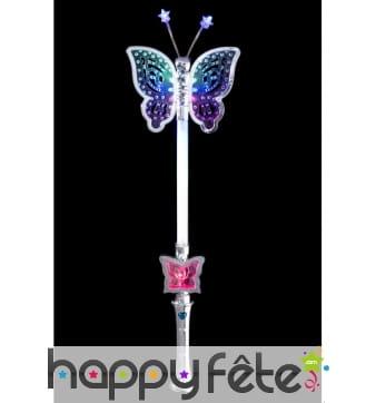 Baguette magique papillon