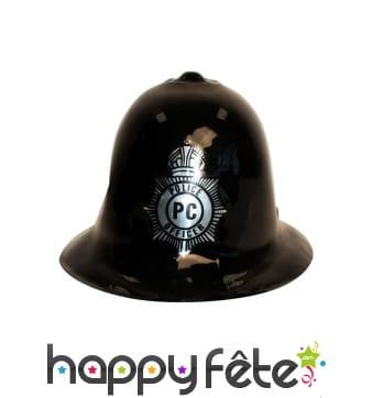 Bombe noire de policier anglais