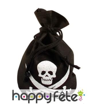 Bourse noire de pirate
