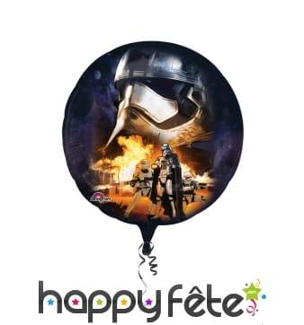 Ballon rond chasseur de prime, Star Wars