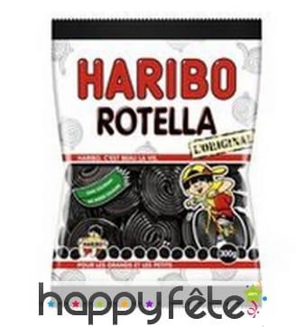Bonbons rotella, Haribo