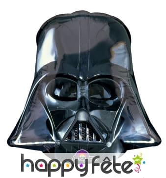 Ballon tête de Dark Vador