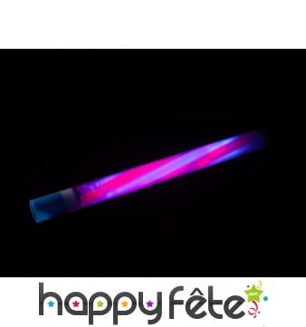 Baton twist lumineux de 24.5 cm