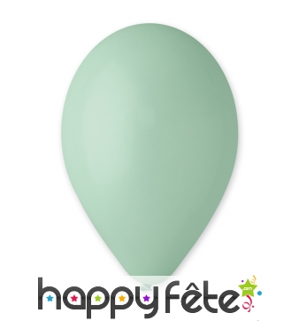 Ballons vert d'eau de 30 cm