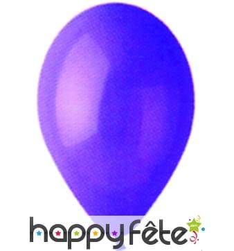 Ballons violet / mauve
