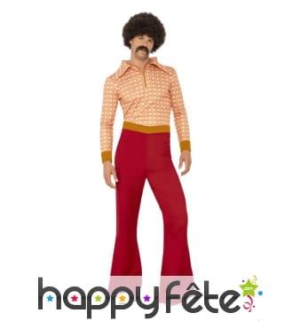 Costume authentique années 70