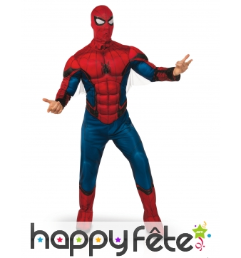Costume adulte de Spider-Man Homecoming, luxe