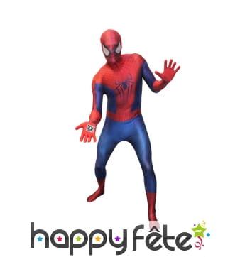 Combinaison Amazing spiderman 2 réalité augmentée