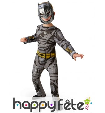 Costume Batman Armor Dawn of Justice pour enfant