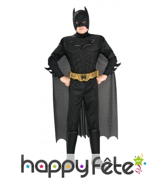 Costume Batman Dark knight Licence