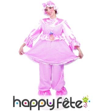 Costume baby femme