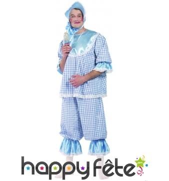 Costume baby homme