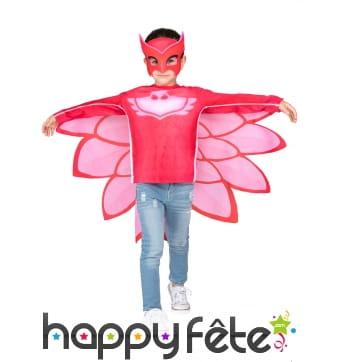 Costume Bibou Owlette pour enfant, Pyjamasques
