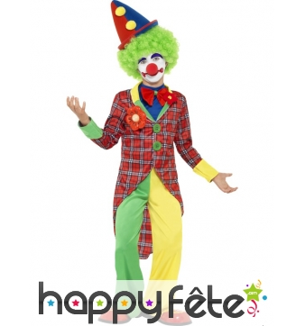 Costum clown enfant