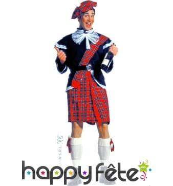 Costume complet écossais