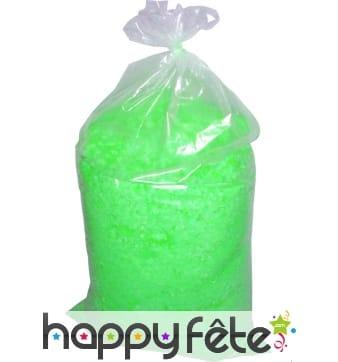 Confettis de 10 kg vert
