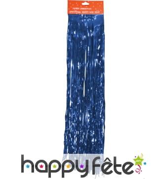 Cheveux d'ange bleu. 50 cm