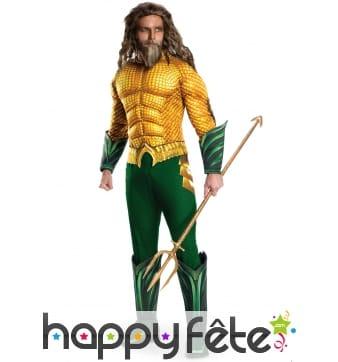Combinaison de Aquaman pour homme