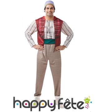 Costume d'Aladdin pour adulte