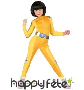 Costume d'Alex pour fille