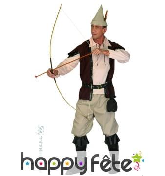 Costume d'archer