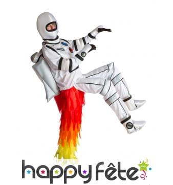 Costume d'astronaute jet pack
