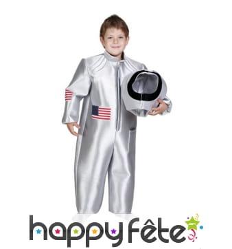 Costume d'astronaute pour enfant