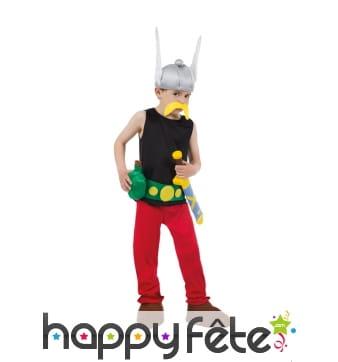 Costume de Astérix pour enfant